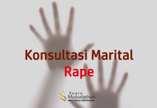 Konsultasi Marital Rape